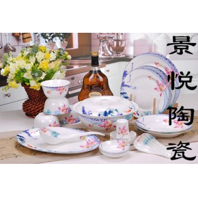 景德镇陶瓷餐具批发厂家