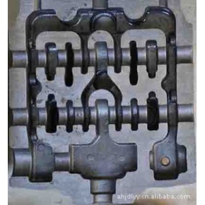 阀体 合金铸铁及普通灰口铸铁