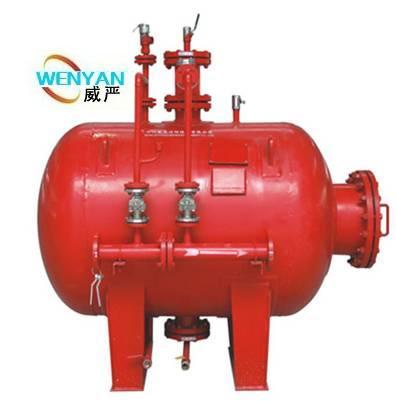 贮罐压力式空气泡沫比例混合装置