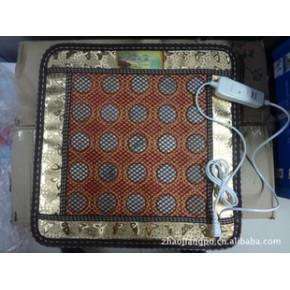 玉之宝保健理疗天然玉石坐垫(网纱)