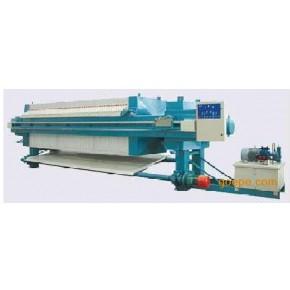 全自动 压滤机 带输送带 翻板压滤机 自动拉板