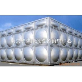专业生产销售拼装式不锈钢方型水箱,保温水箱、玻璃钢方型水箱