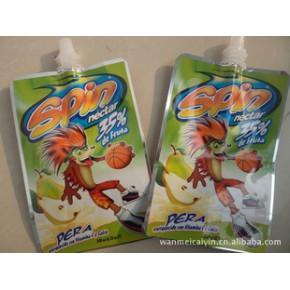 南阳宛美供应塑料彩印食品包装各种立体袋
