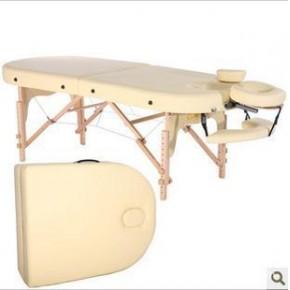 广州按摩床批发 CF-OVA comfy康恩菲 木质折叠按摩床 圆角设计
