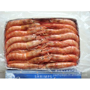 青岛佳之杰水产有限公司长期稳定供应阿根廷红虾  船冻