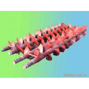 螺旋轴 聚龙 工矿、建筑行业
