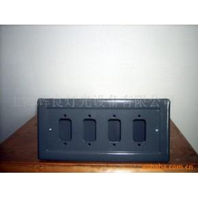 接线盒 辉良 接线盒 2/4/6孔