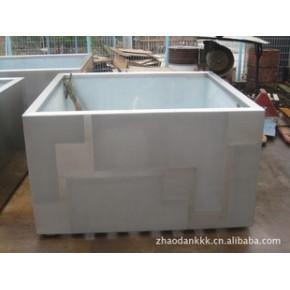 绿化工程不锈钢结构件 绿化工程