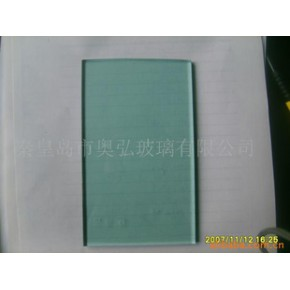 F绿色浮法玻璃  浅绿玻璃原片