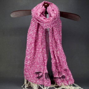 纯羊毛 印花围巾披肩 批发原单尾货 精品围巾 现货 承接礼品订单