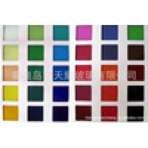 大量销售3-19mm烤漆喷漆艺术玻璃 彩色玻璃