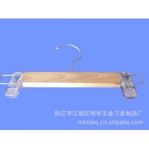 阳江专业生产加工家居用品木柄 衣架  材质 何木  光滑牢固