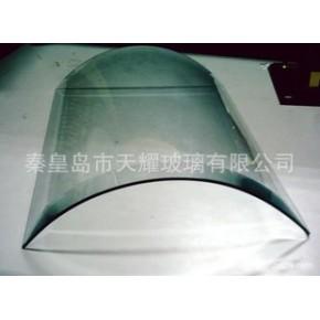 优质3-19mm钢化热弯玻璃