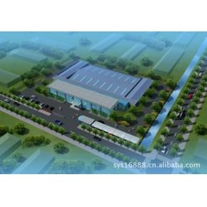 工业厂房建筑设计 工业厂房