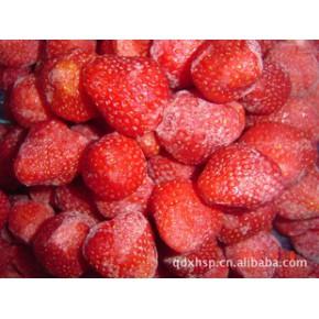 2012年新鲜速冻草莓上市