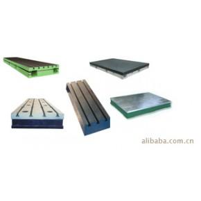 水泵试验T型槽平台,T型槽平板,铸铁T型槽平台