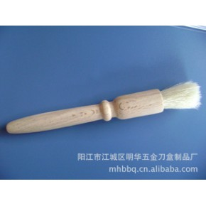 阳江专业生产木制品与木工艺品:毛刷木柄 材质 榉木 圆滑使用方便