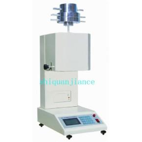 热塑性塑料熔体质量流动速率和熔体体积流动速率测定仪