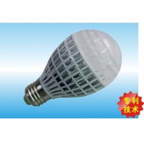 LED球泡绿色节能灯 220(V)