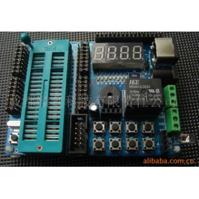 LXEasy51实验开发板