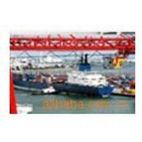 Shanghai port (上海港) -   SHIMIZU port  (清水港)