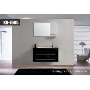 专业生产外贸出口浴室柜  KN-7605