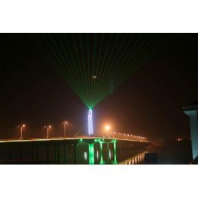 桥梁激光灯