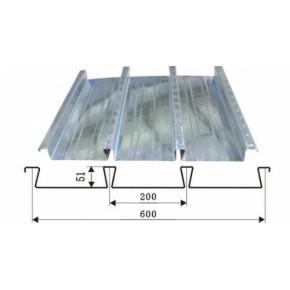 安徽闭口式楼承板、闭口式压型钢板厂家