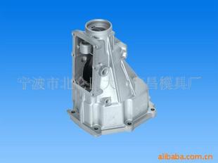 汽车发动机组成壳体铝合金压铸模具高清图片