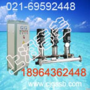 CGJY江阴自动管道增压泵组