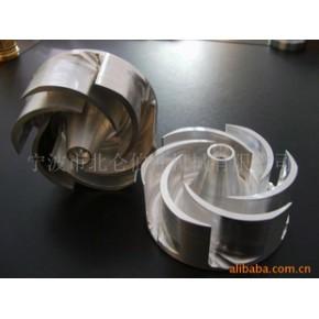 提供铝合金散热风轮加工 任何形式
