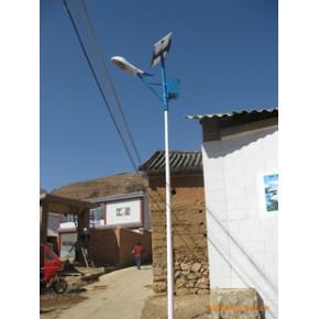 太阳能路灯 正红 太阳能节能灯
