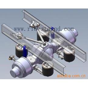 卡车空气悬架系统—中国专业的商用车空气悬架供应商