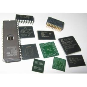 大量回收工厂库存电子IC二三极管晶振电容等