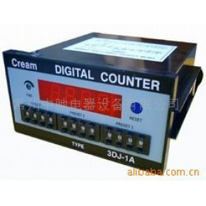 3DJ-1A三段计数器 ZHONGCHI