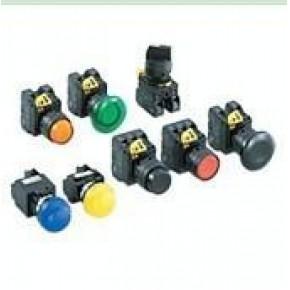 平头按钮 YW1B-M1E11 *