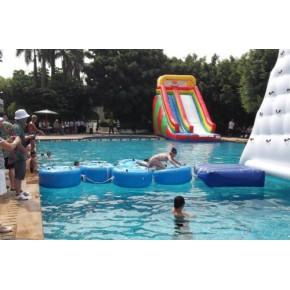 水上趣味运动会--冰山冲刺