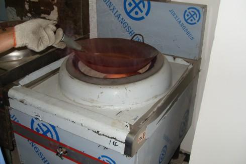 醇基燃料电子点火炉头灶