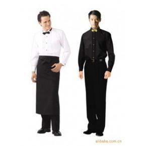 酒店男士西餐厅服务员制服