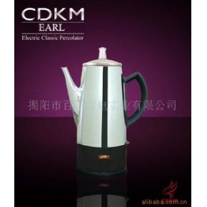 不锈钢电热美式咖啡壶 CDKM