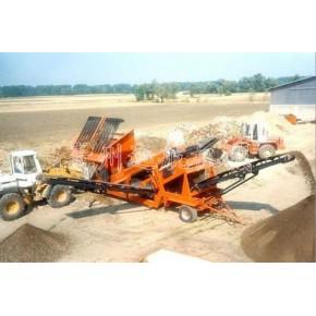 【现货供应】可移动式筛沙机-青州矿砂设备