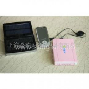 太阳能手机充电器   USB接口   LED灯