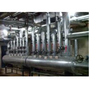 中央空调管道铁皮保温橡塑保冷施工