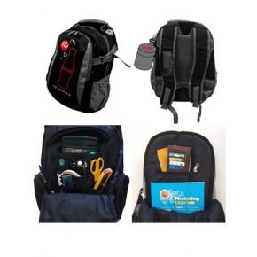 多功能电脑背包,汽车礼品包,可口可乐礼品背包