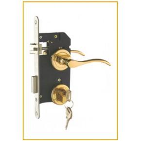 插芯门锁 2000 锌合金