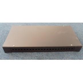 销售光纤盒 机架式8口12口24口48口光纤终端盒 SC接口