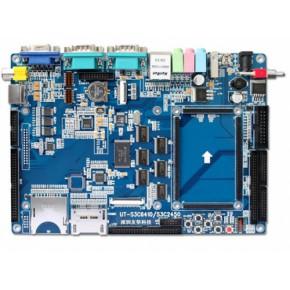 三星UT-S3C6410开发板支持WinCE 、LINUX、Android、Ubuntu等多种操作系统