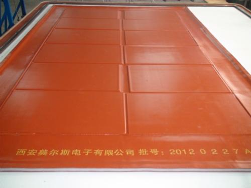 硅胶板夹布硅胶板