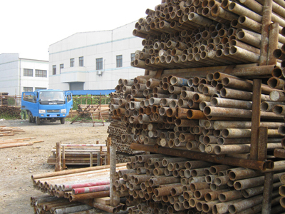 大量提供南京市六合区建筑钢管脚手架