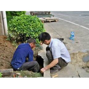 管网漏水检测